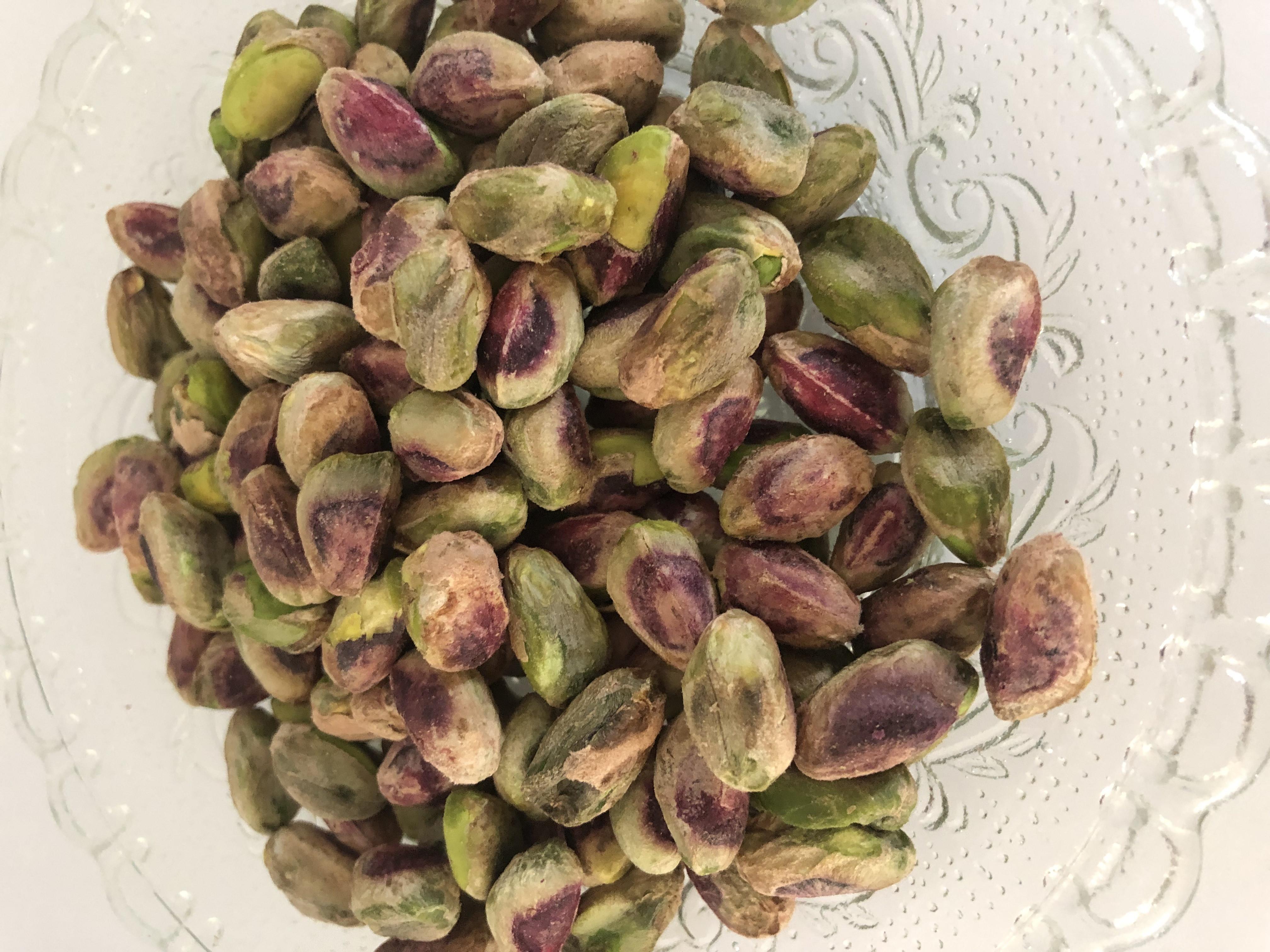 Økologiske usaltede pistacienødder