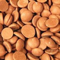 Fløde chokolade fra Callebaut
