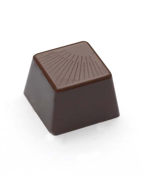 3-303 Chokoladeform i hård plast