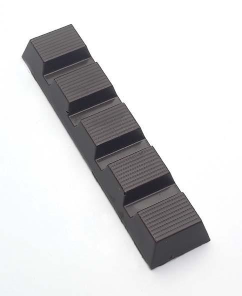 Chokoladeform i hård plastik (polycarbonat) -3-81256