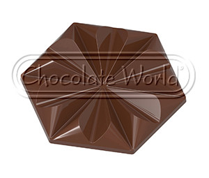 Chokoladeform med stjerne 3-1906