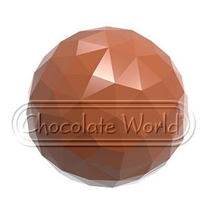 Chokoladeforme m/halvkugler 3-1909