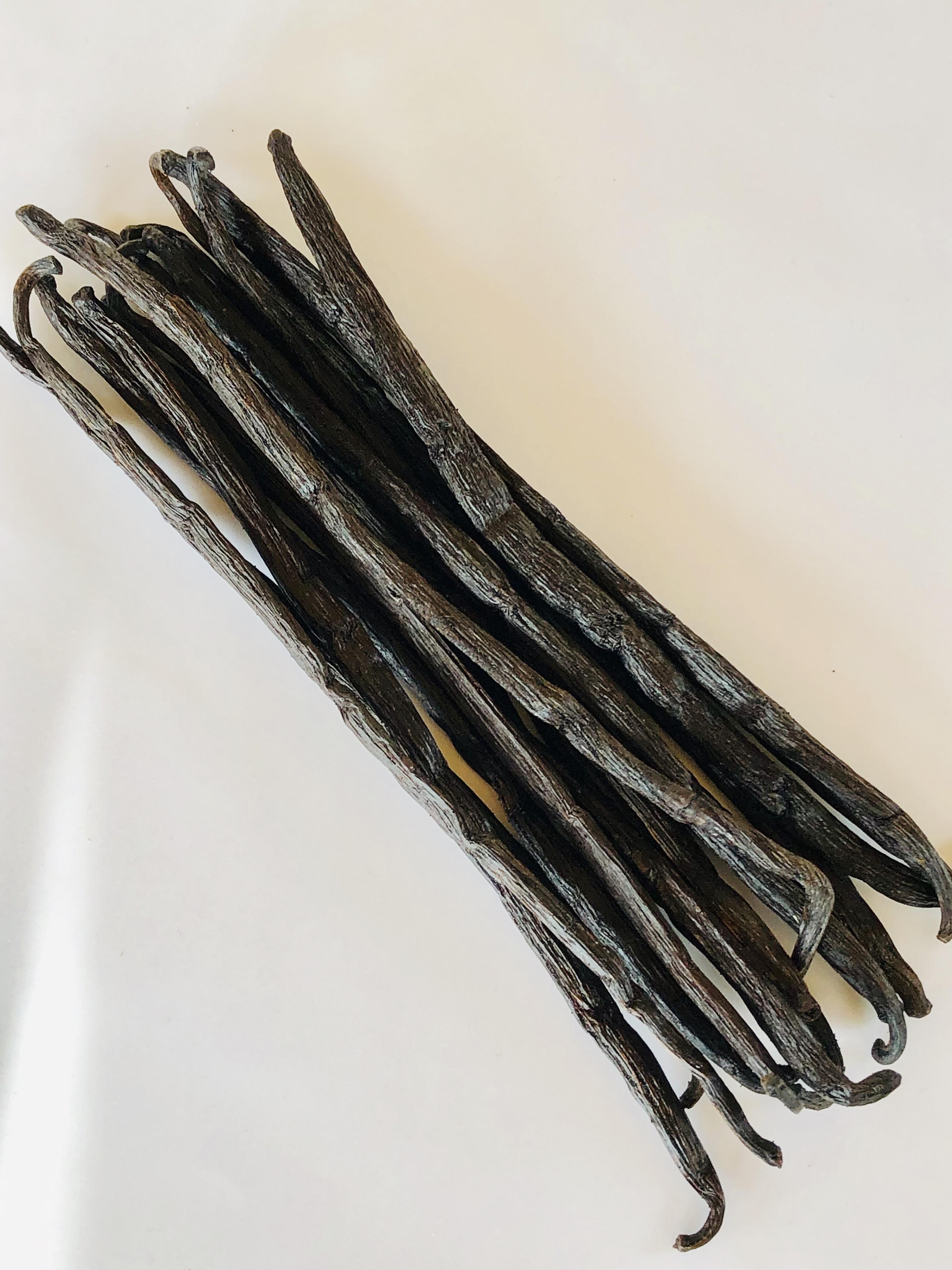 Storkøb vaniljestænger, smagfulde