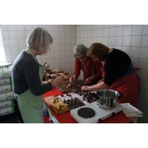 Jule chokolade kursus i Det Søde Liv