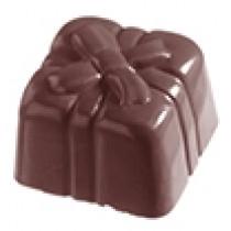 Chokoladeform med julepakker 3-1036