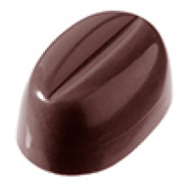 Billede af Chokoladeform som kaffebønne