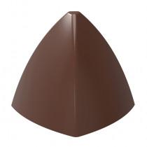Chokoladeform som små pyramider vægt 9,5g 3-1924