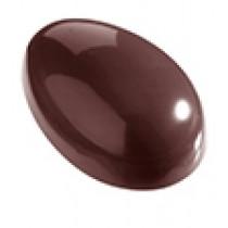 Chokolade påskeæggeform str. 54 mm