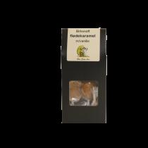håndlavede flødekarameller med ægte vanilie og birkesaft