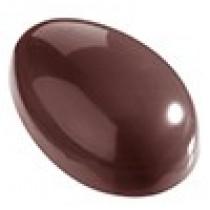 Chokoladeform til glat påskeæg. nr. 3-1254