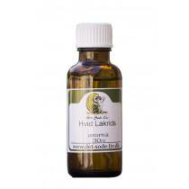 Hvid lakrids aroma