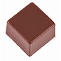 Silikoneform til chokolade, flødekarameller m.m.