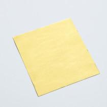 Godkendt guld papir til chokolade, flødekaramel m.m.