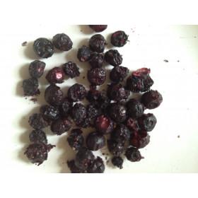 Blåbær frysetørret - hele