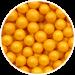 Sukkerperler guld 8 mm