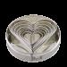Hjerte udstiks forme