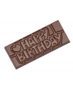 Happy birthday chokoladeform 12010