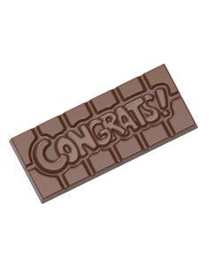 Congrats chokoladeform