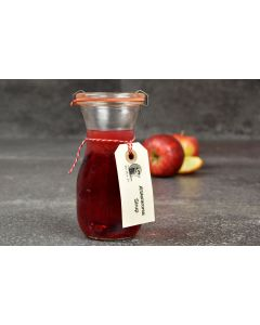 Æble med aronia sirup fra Det søde liv