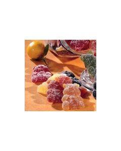 Vingummi - frugt