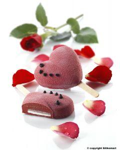 Ispindeform til søde hjerte- lan også bruges til bagefprm