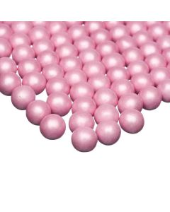 Happy Springles pink chokoladekugler