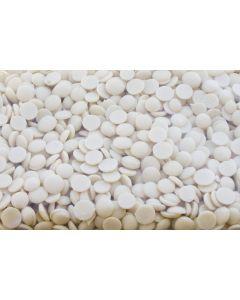 Hvid chokolade Callebaut