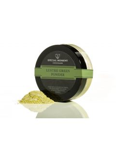 grøn pulverfarve