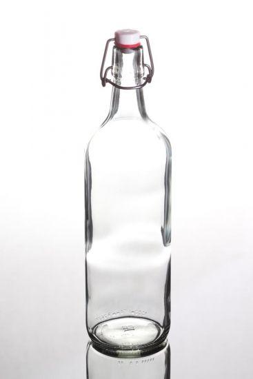 1 liters patentflaske