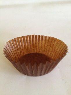 Chokolade/kage kapsel