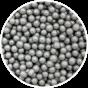 Sølvperler 4 mm
